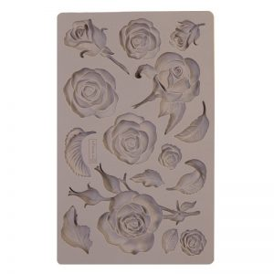 Prima Marketing Redesign Decor Mould - Fragrant Roses