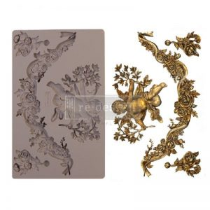 Prima Marketing Redesign Decor Mould - Divine Floral