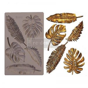 Prima Marketing Redesign Decor Mould - Monstera