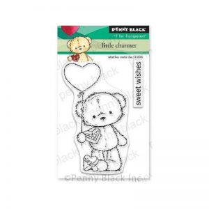 Penny Black Clear Stamps – Little Charmer
