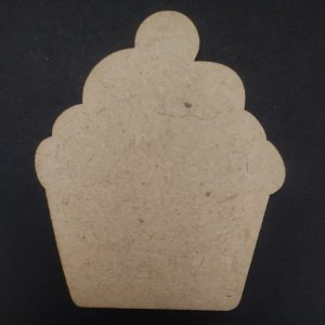 MDF Cup Cake – Set of 5